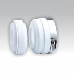 White Teflon Elastomer Bellow Mechanical Seal 10t/10r